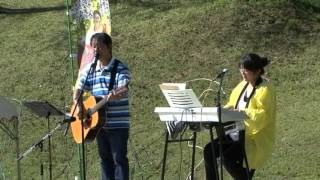 2013.10.13 豆電球 「星が窪」野外コンサートが開催されました。出演は...