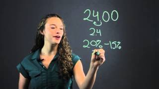 How to Teach Stuḋents to Figure the Gratuity at a Restaurant : Math Made Easy