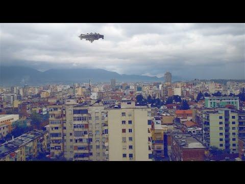 UFO in Tirana