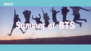 Summer of BTS (여름 특집)