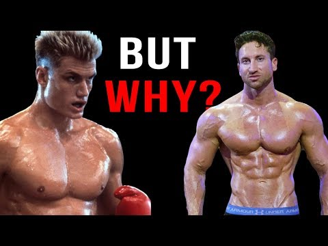 Dolph Lundgren Could Only Bench 300 Lbs (GAINS LESSON!)