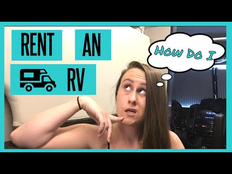 HOW TO RENT AN RV - RV RENTAL