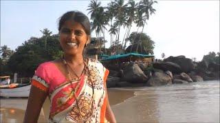Palolem Beach Goa, December 2017