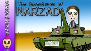 KICKING A LOT OF AZZ | Modern Warfare Reflex Gameplay Commentary | The Adventures of Narzad Ep.7