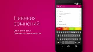Органайзер «Худелка» по диете Дюкана для Android