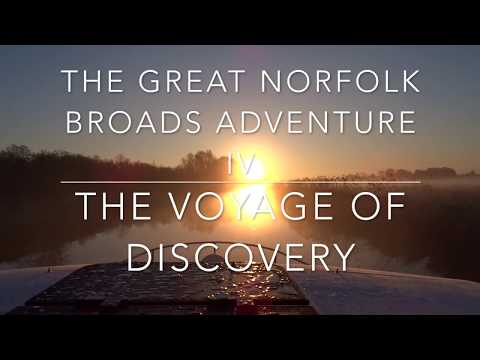 The Great Norfolk Broads Adventure IV Day 2 15th October 2017