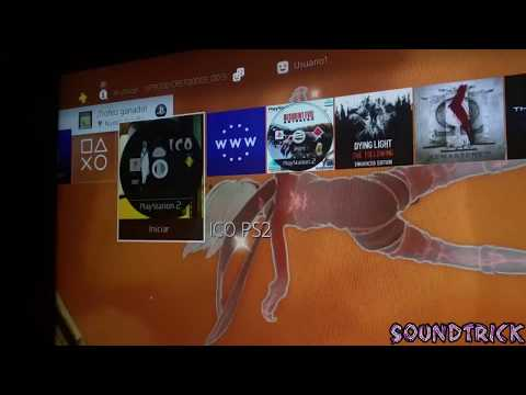 PS2 Classics Gui V0 2 ] PS2 GAMES ON PS4 4 05 / 4 55 ] - YouTube