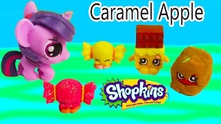 Mlp Fashems Twilight Sparkle Shopkins Halloween Candy My Little Pony Play-doh Small Mart