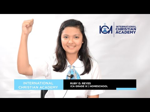 ICA Homeschool Program