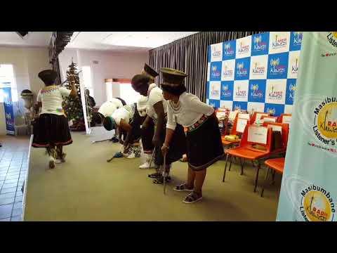 Traditional Zulu Dance