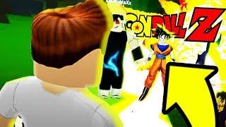 Dragon Ball Z in Roblox (Dragon Ball Z Final Stand)