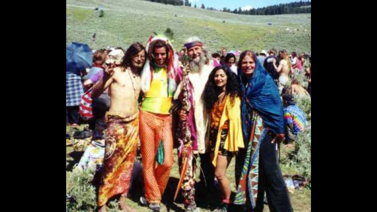 1960s Hippy Fashion - YouTube