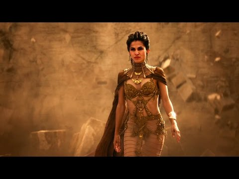 "GODS OF EGYPT - clip - ""I Command You"""