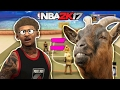 BEST DRIBBLE MOVES BEST JUMPSHOT  BEST DUNKS EXPOSED IN NBA 2K17    6 8 POINT GOD ATTRIBUTE UPDATE