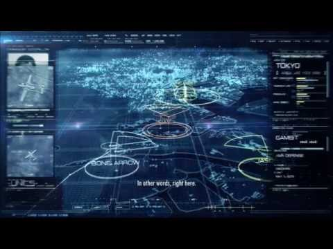 Ace Combat Infinity: Campaign Mission 1 Lost Butterfly ( PS3 / 1080p )