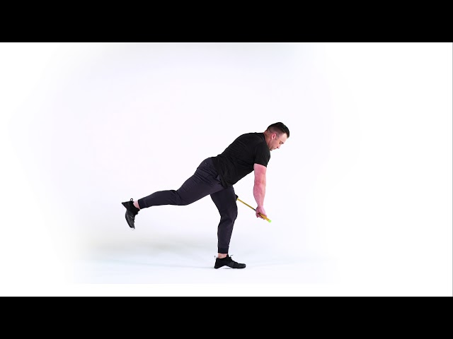 SINGLE LEG HINGE & TURN
