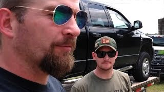 I bought a YouTubers 580hp  Cummins diesel truck