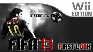 Fifa 13 - First Look: Wii Edition