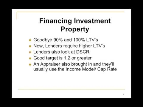 Financing Your Cincinnati Ohio Investment Property