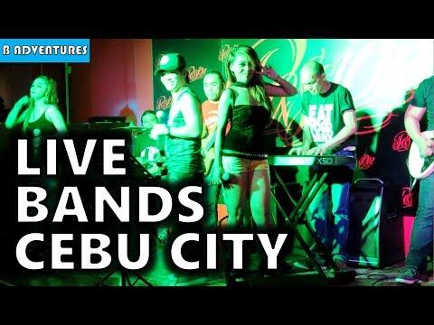 Cebu City: Live Bands Mango Square, Philippines S3, Vlog #120