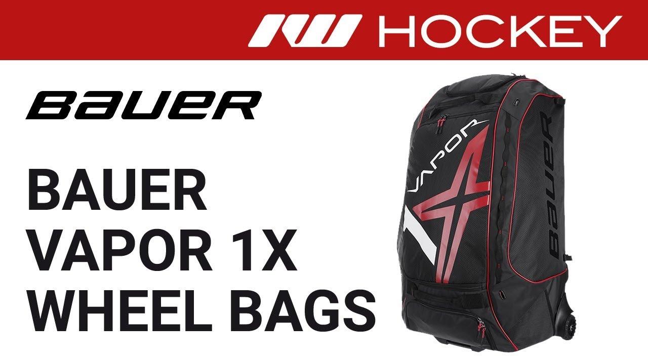 Bauer Vapor 1x Locker Wheel Bag Review