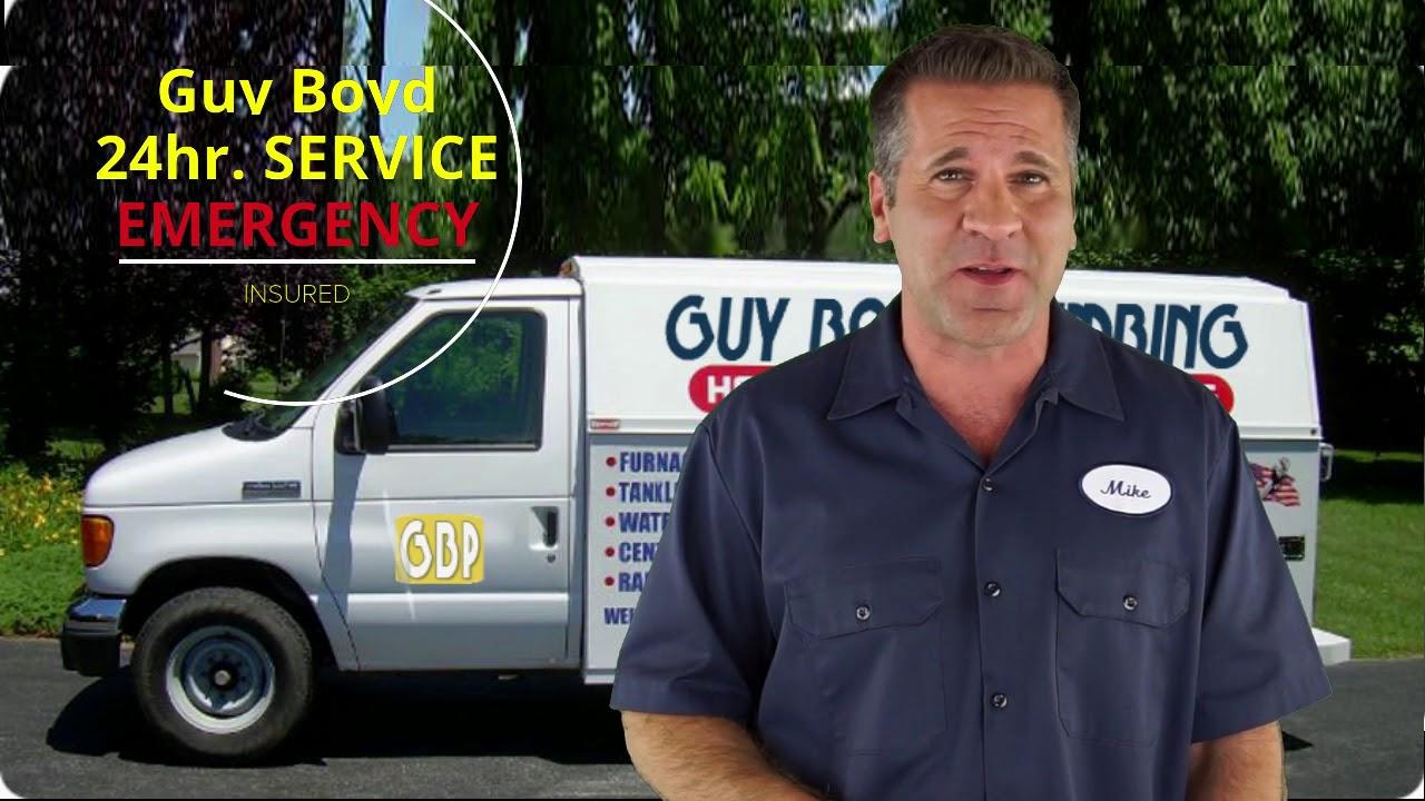 Guy Boyd Plumbing Youtube