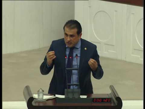 CHP Zong. Mv. Ünal Demirtaş-Devletin, Meclisin ve Yargının anahtarı bir kişiye teslim ediliyor.