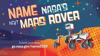 Name NASA's Next Mars Rover!