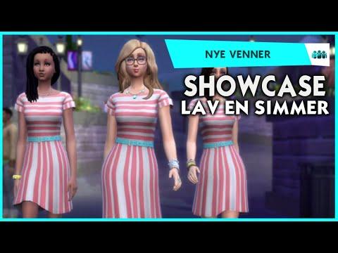 Sims 4 Lets Play: NYE VENNER | Ny simmer til husholdningen! (#21)