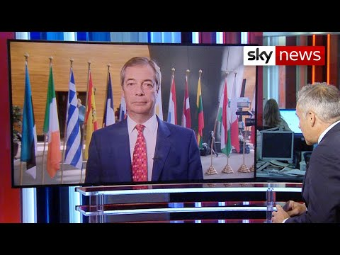 Farage: Luxembourg PM 'mocked our country'