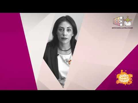 Spot Consejera Electoral Lic. Irma Carmina Cortés Hernández