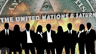 The United Nations Worships Satan - Saturn & Black Cube Symbolism Revealed!