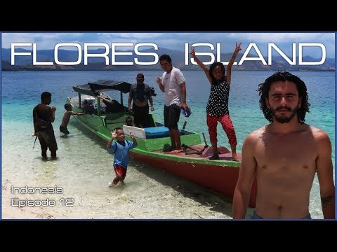 Flores Island, Indonesia - Exploring tribal villages, 20 small islands and travelling with locals.