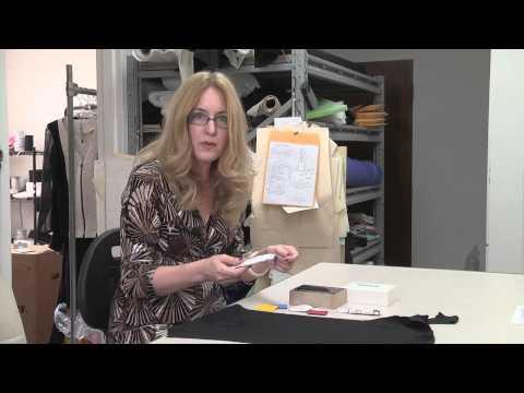 How to Write on Black Fabric : Fabrics & Design