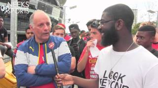 @GoonerClaude Angry With Arsenal Result - Arsenal 0 - 2 West Ham - Neeks Sports