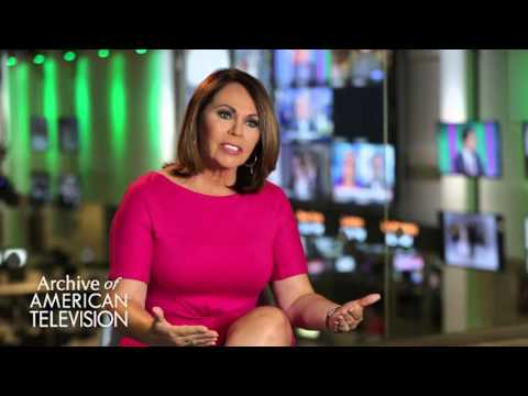 Maria Elena Salinas discusses interviewing Governor Pete Wilson - EMMYTVLEGENDS.ORG