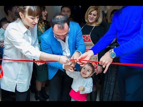 Открытие армянского магазина Вкус Армении в Ставрополе (2016)