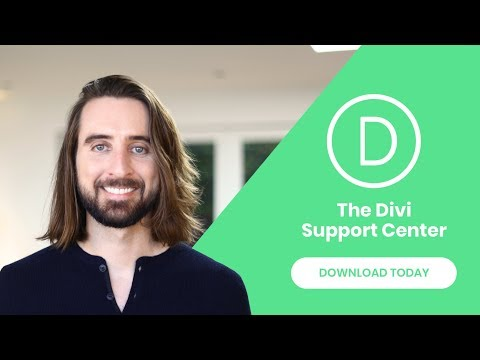 Introducing The Divi Support Center. Including Safe Mode, System Status And Remote Access thumbnail