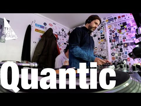 Quantic @ The Lot Radio (Dec 15, 2017)