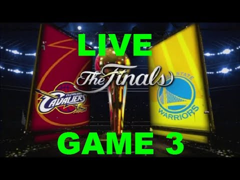 Cleveland Cavaliers vs Golden State Warriors #GAME3 - 2017 ...