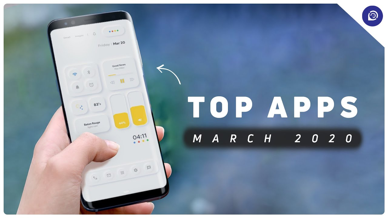 Top 10 Best Android Apps – March 2020