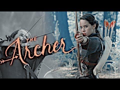 The Archer     Susan Pevensie