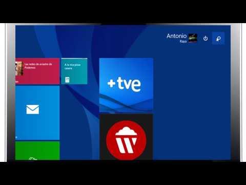 Las novedades de Windows 8.1 Update 1 [Screencast para Microsoft España]