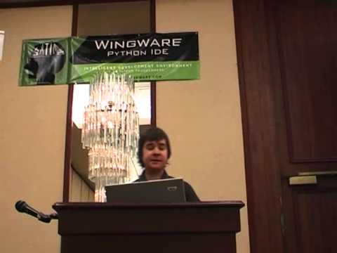 PyCon 2006: Stackless Python in EVE Online