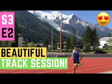 track-workout-for-marathon-training-in-the-beautiful-chamonix-france!-s3e2