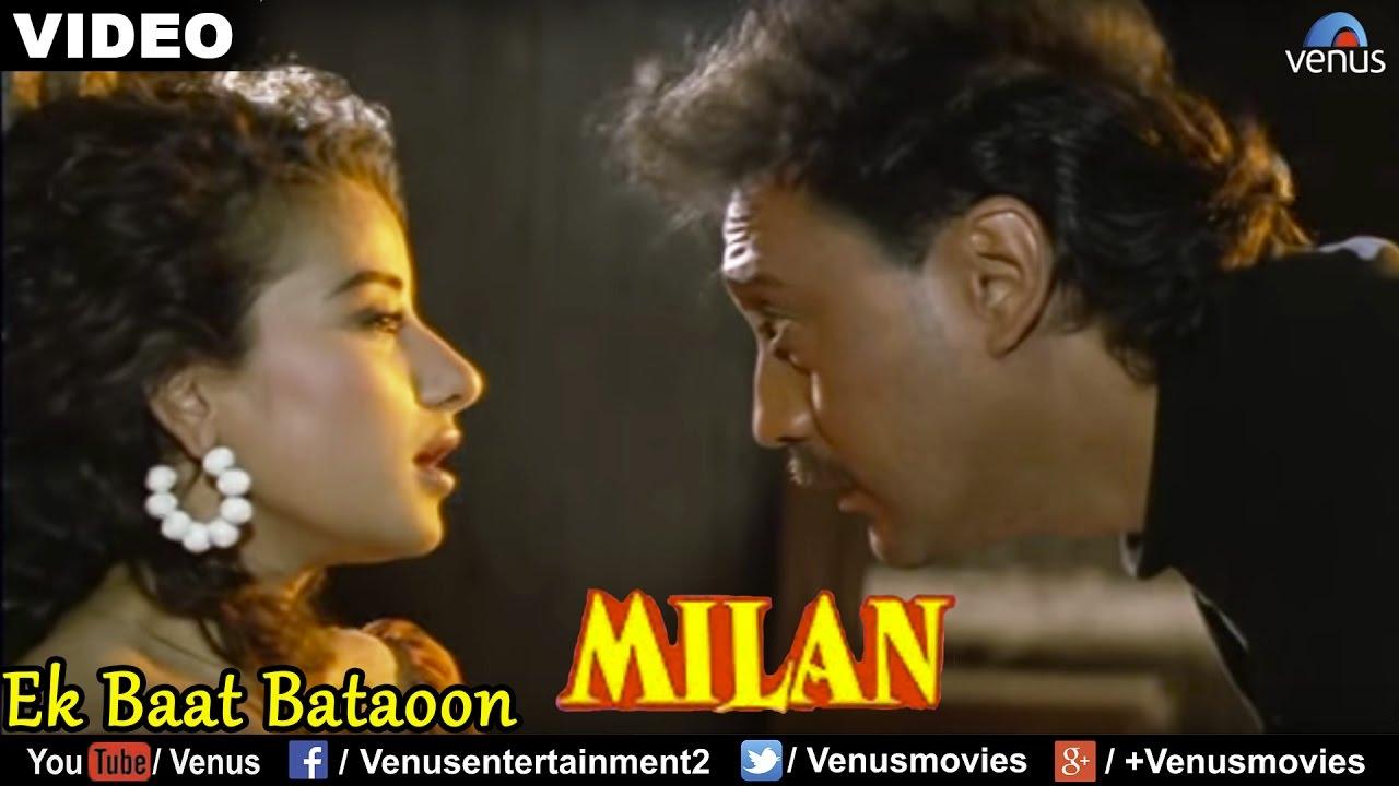 Amazon. Com: milan (1995) (hindi film / bollywood movie / indian.
