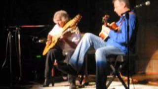 "Tommy Emmanuel/Stephen Bennett Beatles ""Something"""