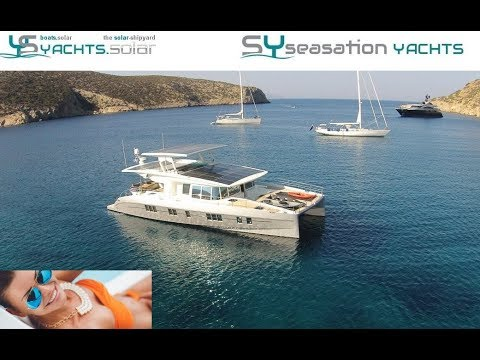 SOLARYACHT - solarboat timeline by Adice + Solarwave Silent-Yachts 1994-2017