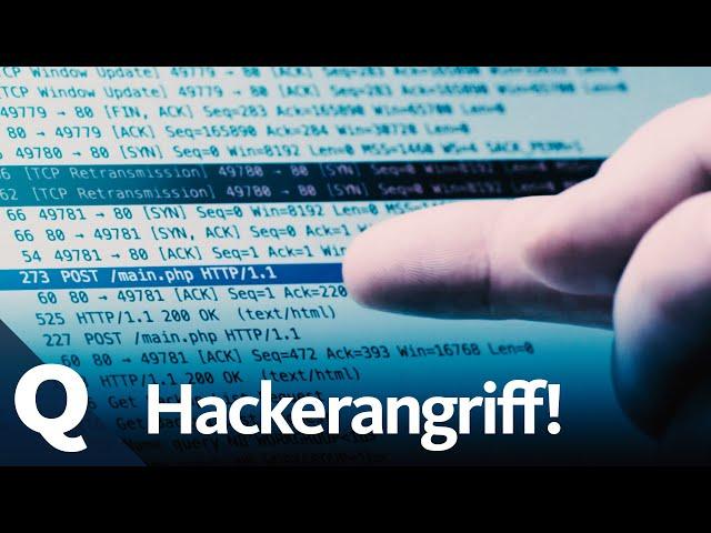Cyberwar – Wie Hacker deine Systeme angreifen (Ganze Folge) | Quarks