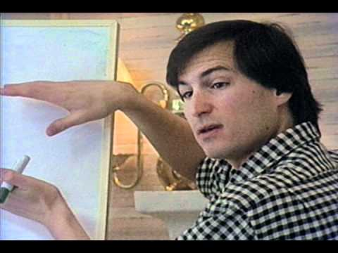 Steve Jobs building NeXT